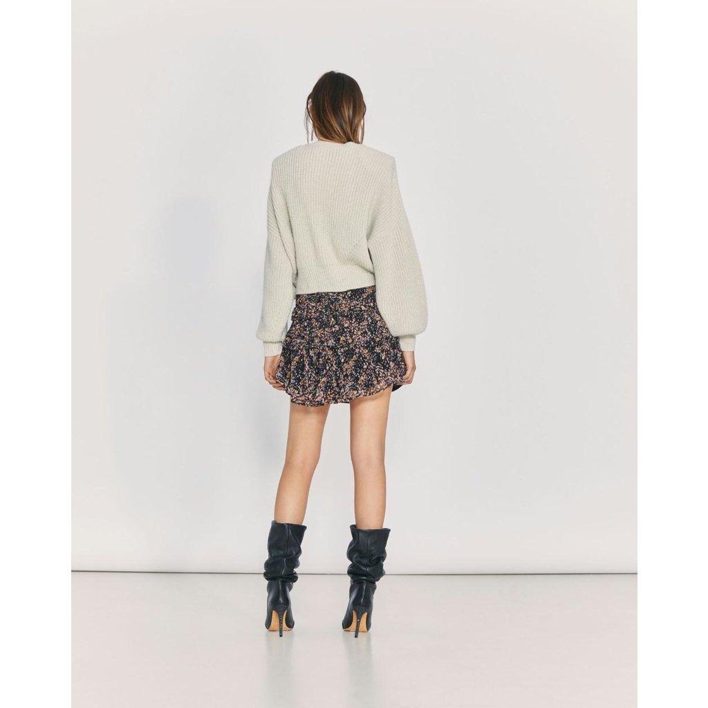 IRO Multicolour Skirt Roxana