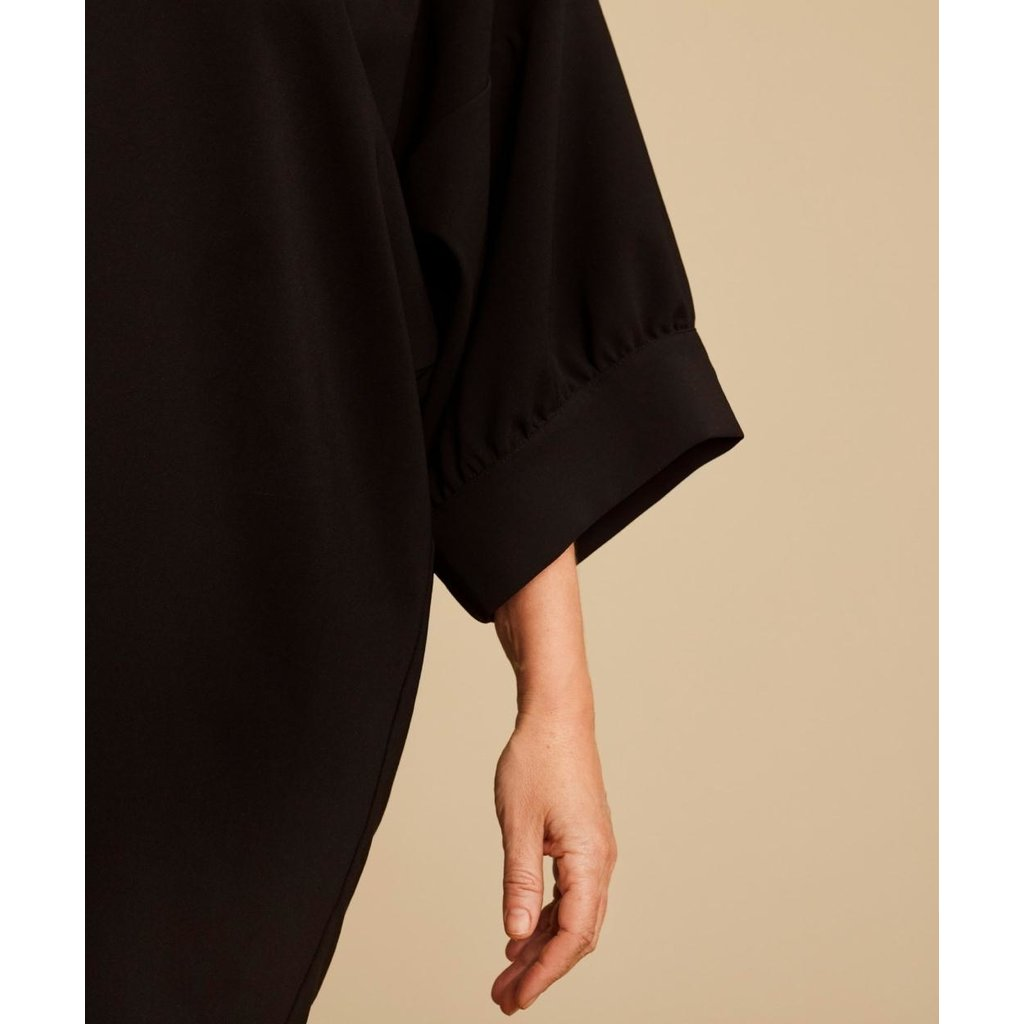 10Days Black Party Dress 20-333-0204