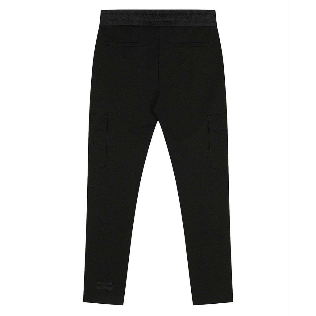 10Days Black combat pants 20-022-0204