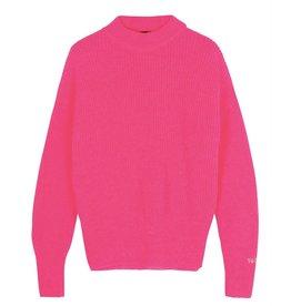 10Days 10Days Pink soft knit sweater 20-603-0204