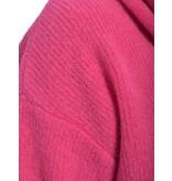 10Days Pink oversized sweater 20-604-0204
