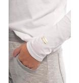 10Days White organic cotton longsleeve 20-771-0204