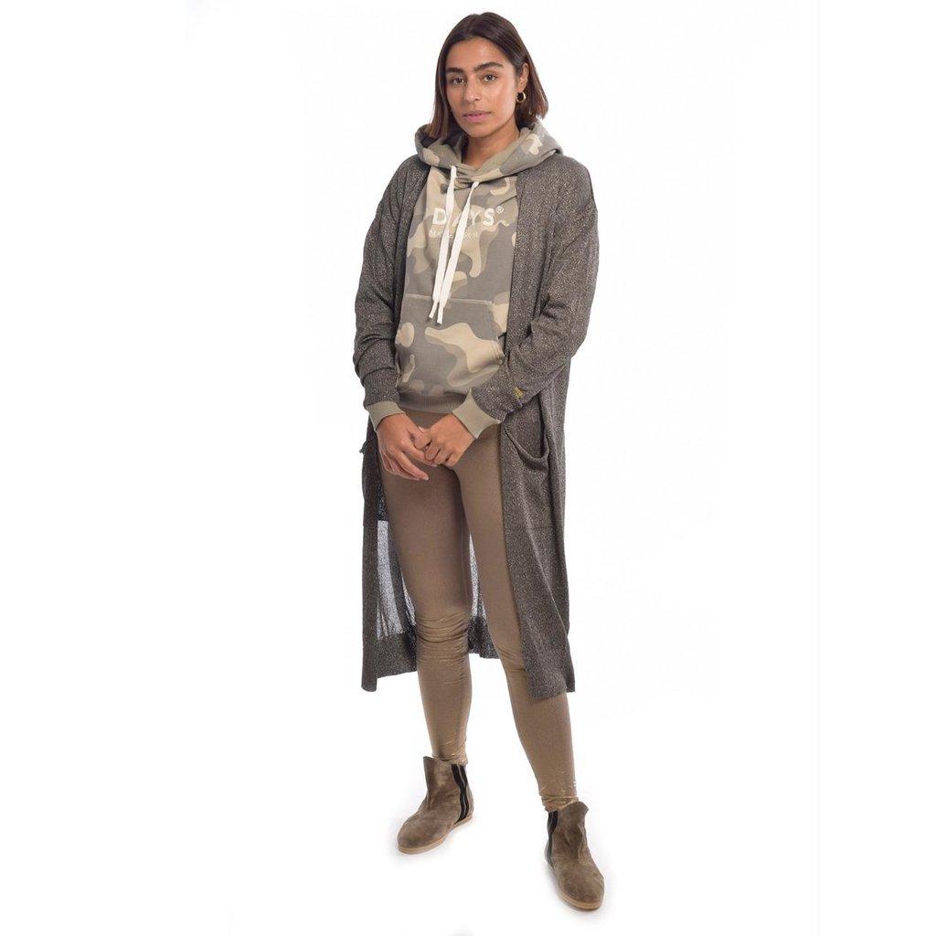 10Days Camouflage hoodie camo 20-802-0204