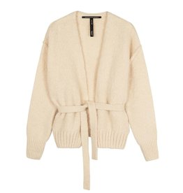 10Days 10Days Winter White short cardigan 20-650-0204