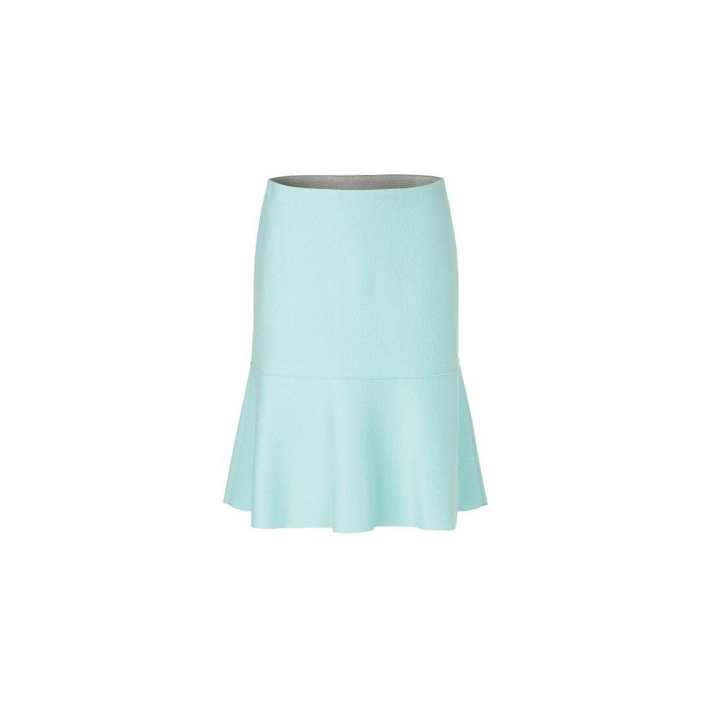 Marc Cain Aqua Skirt PC7149-J30