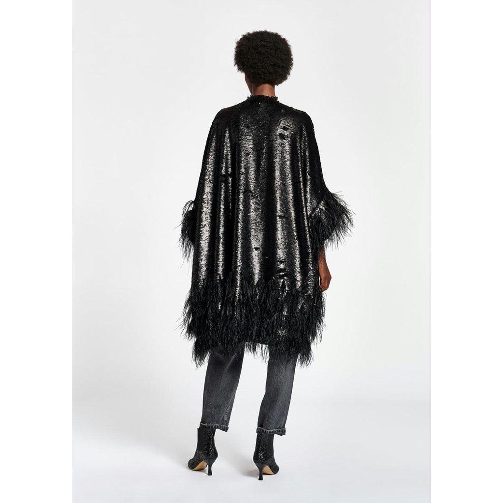 Essentiel Antwerp Black Kimono Zagreb