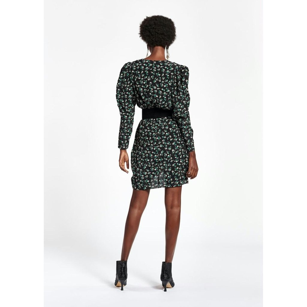 Essentiel Antwerp Black Dress Zigong