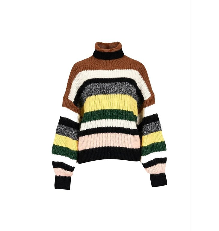 Essentiel Antwerp Essentiel Antwerp Multicolour Knitt Zlatam