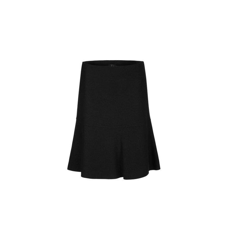 Marc Cain Marc Cain Black Skirt PC7149-J30