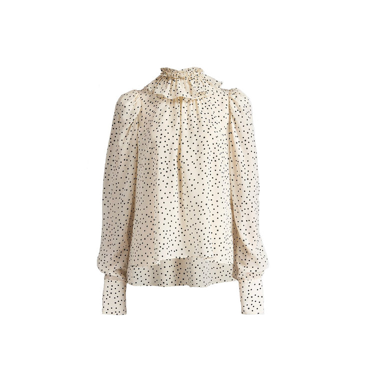 Essentiel Antwerp Essentiel Antwerp Off White Blouse Zeyboard