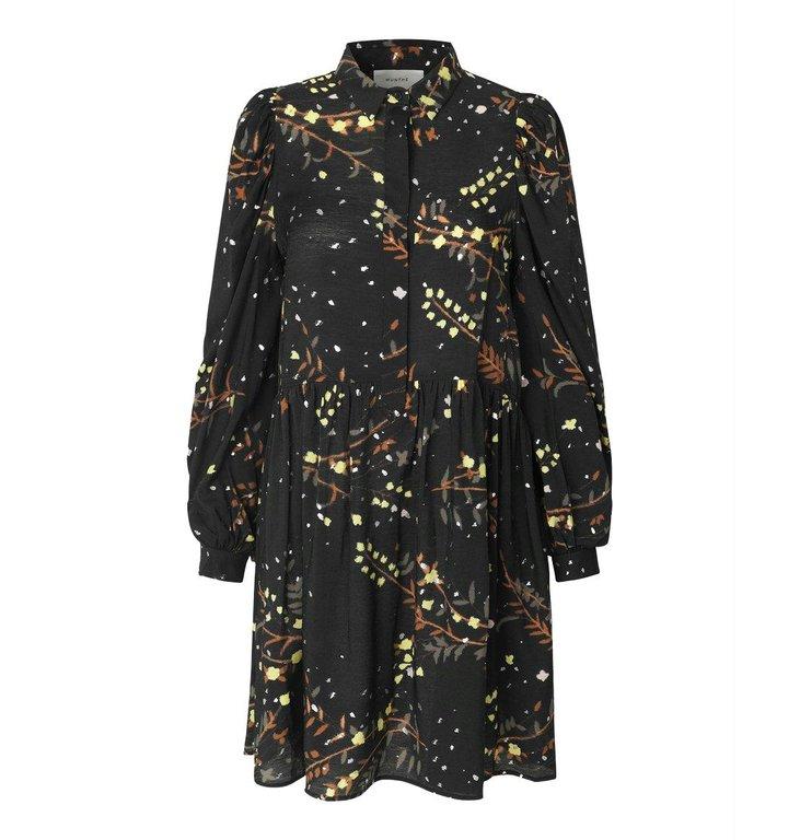 Munthe Munthe Black Sofia Dress 1317-20426