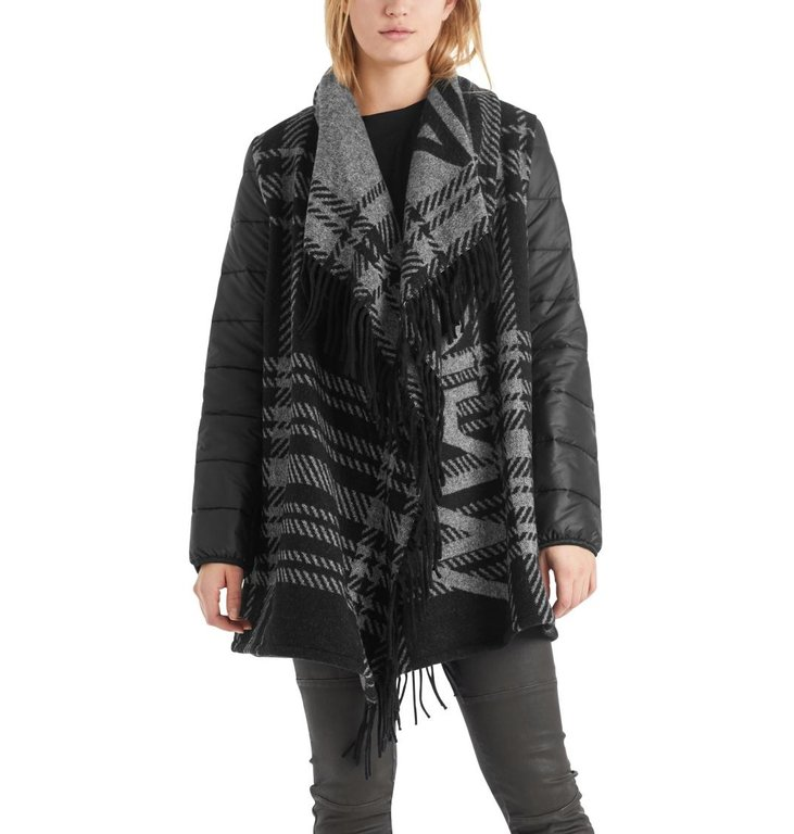 Marc Cain Marc Cain Black Cape PS1402-W54