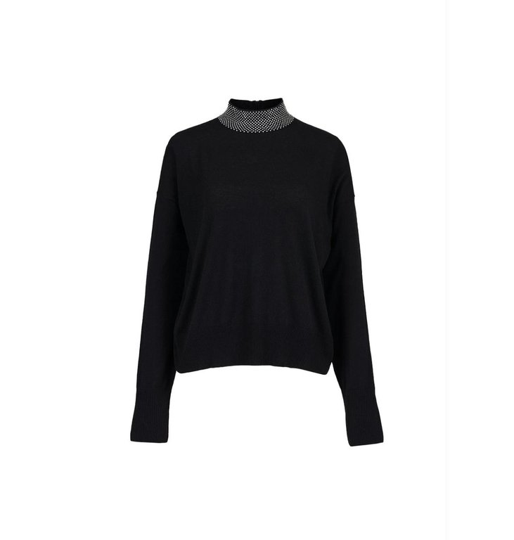 Essentiel Antwerp Essentiel Antwerp Black Knit Zahir