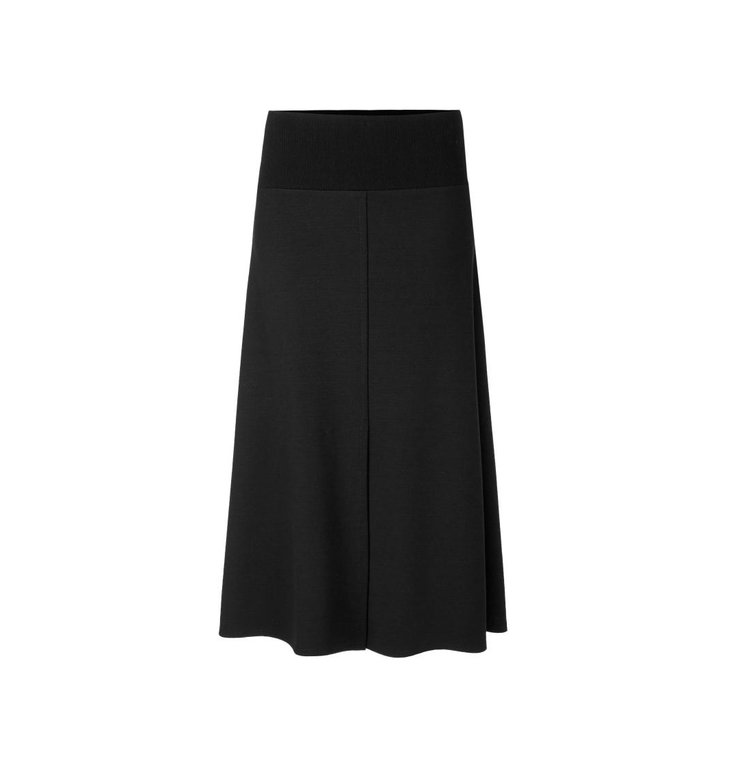 Marc Cain Marc Cain Black Skirt QC7117-J51