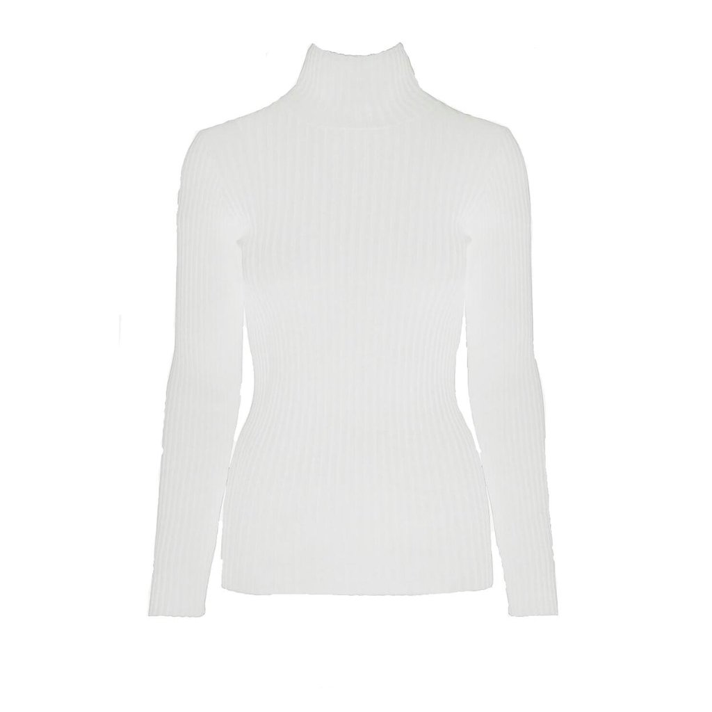 Anine Bing Off White Clare Top #A-08-4159-150