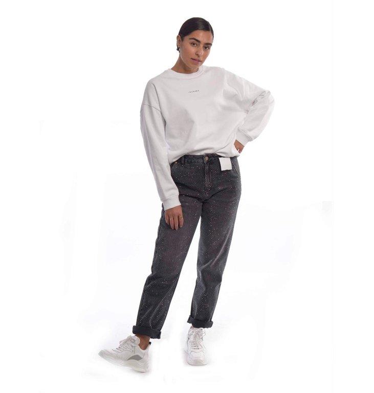 IRO IRO White Sweater Livia