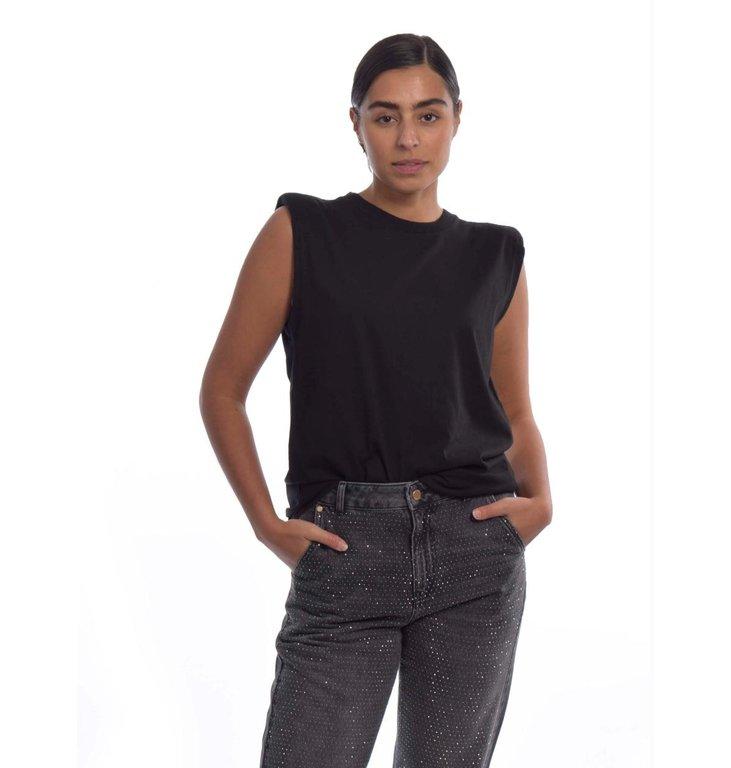 IRO IRO Black T-shirt Loud