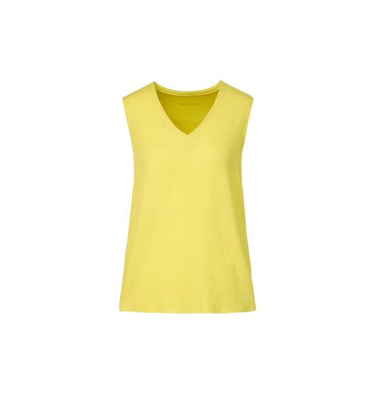 Marc Cain Marc Cain Yellow Top QS6104-W41