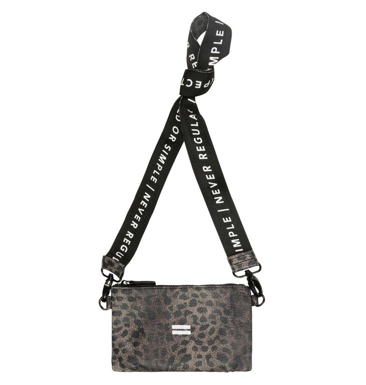10Days 10Days mini pouch leopard camo 20-951-1201