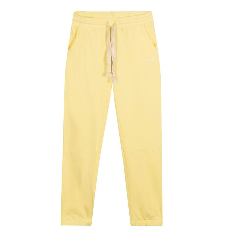 10Days 10Days Yellow cropped jogger faded 20-007-1201