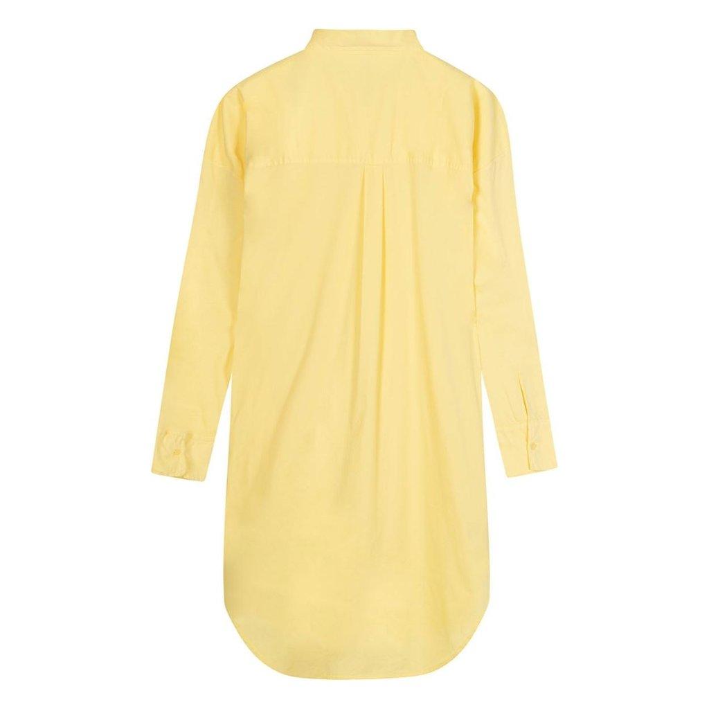 10Days Yellow shirt dress 20-402-1201