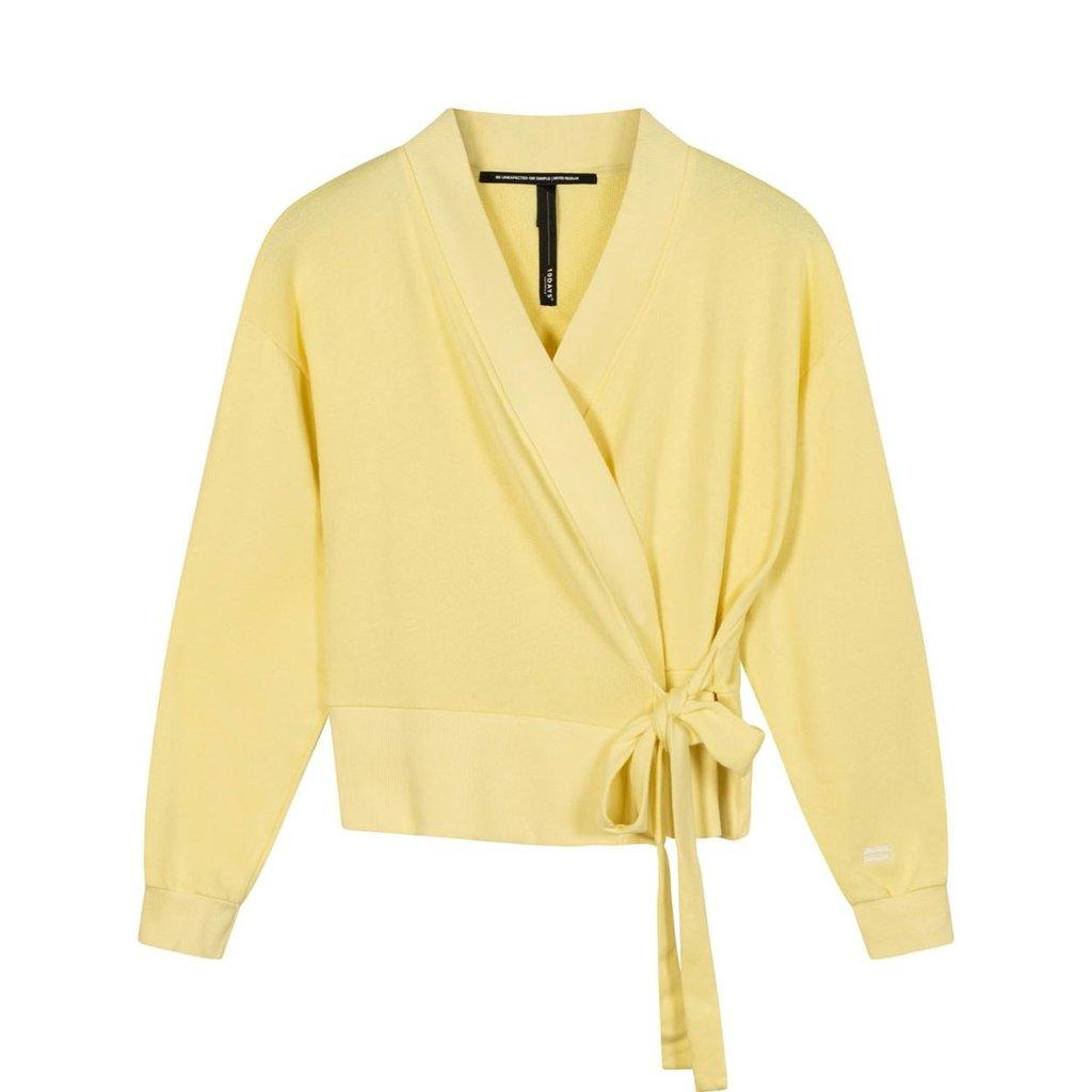 10Days Yellow kimono cardigan 20-850-1201