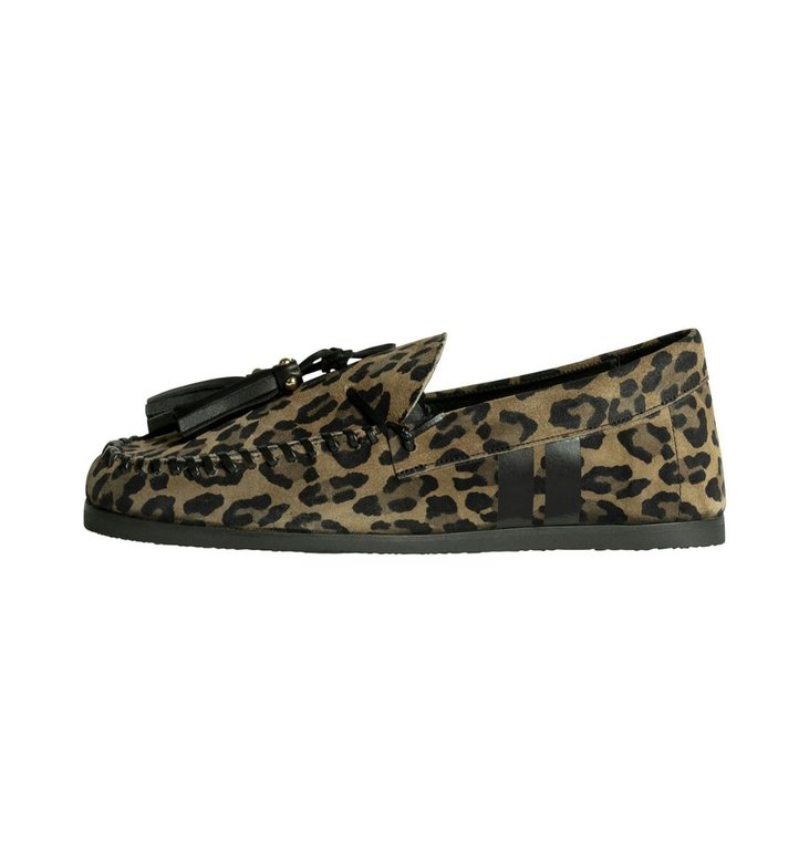 10Days 10Days mocassins leopard 20-934-1201