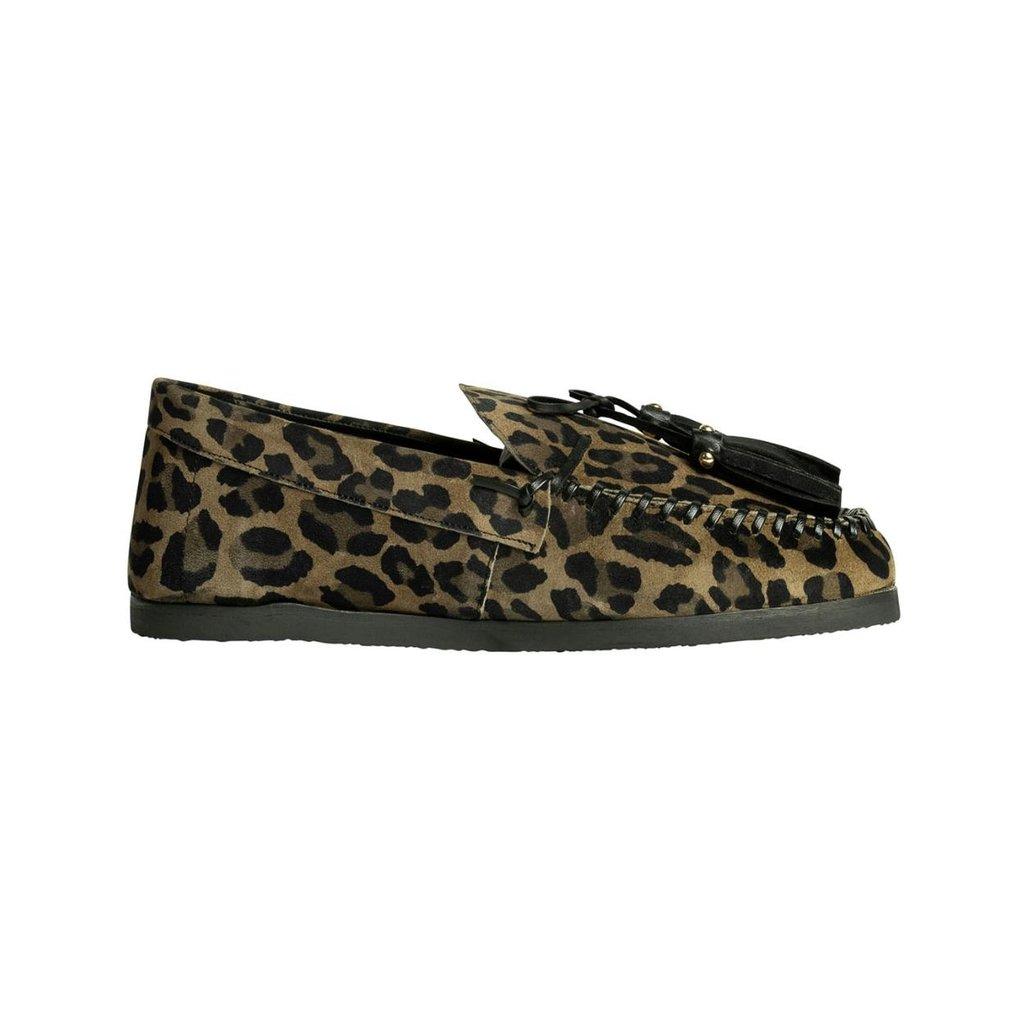 10Days mocassins leopard 20-934-1201