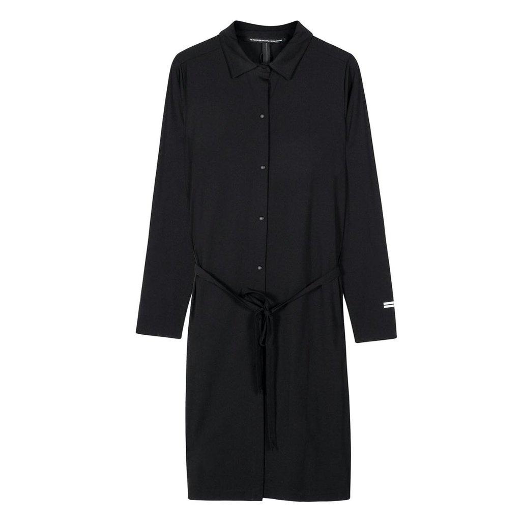 10Days Black shirt dress 20-339-1201