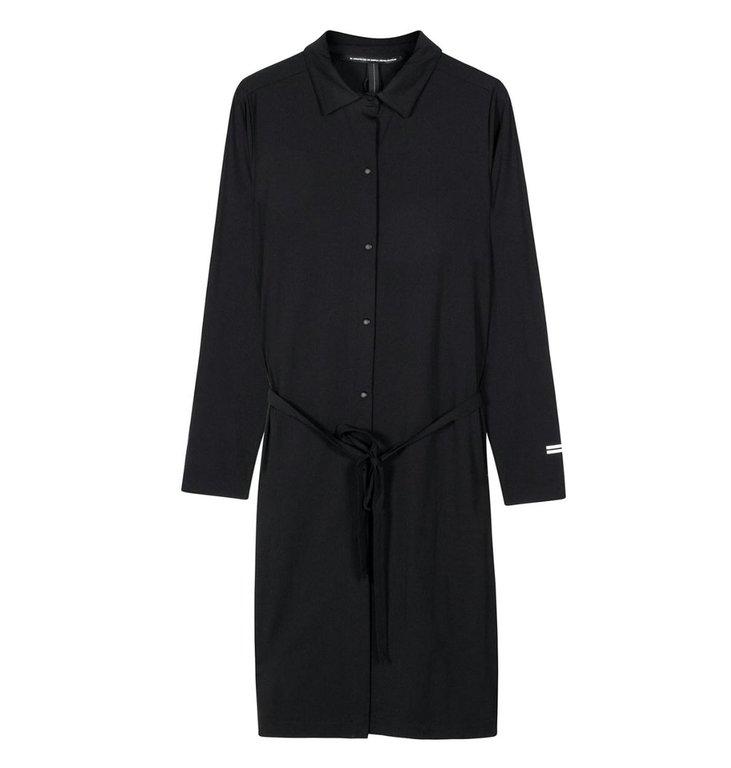 10Days 10Days Black shirt dress 20-339-1201
