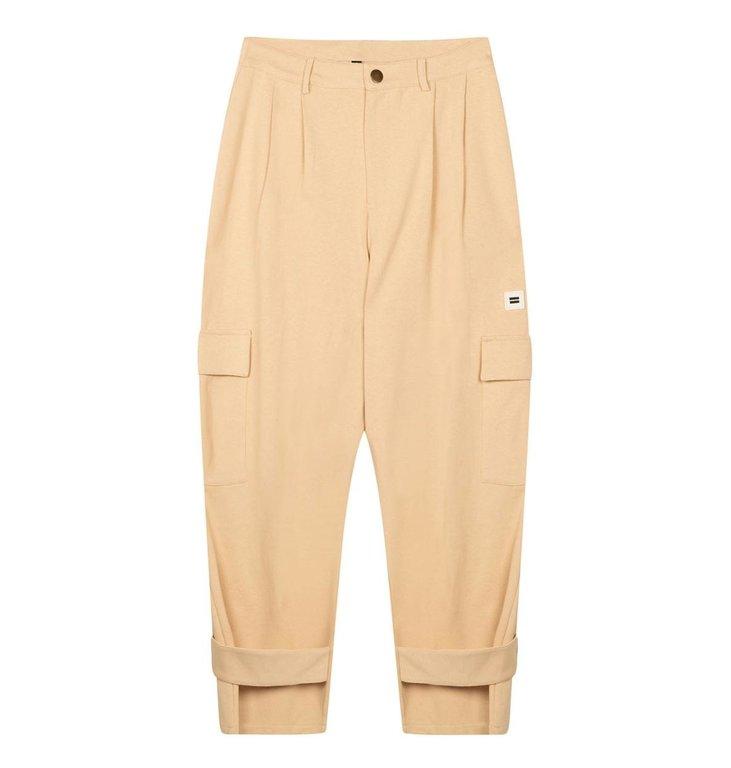 10Days 10Days Beige utility pants 20-061-1201