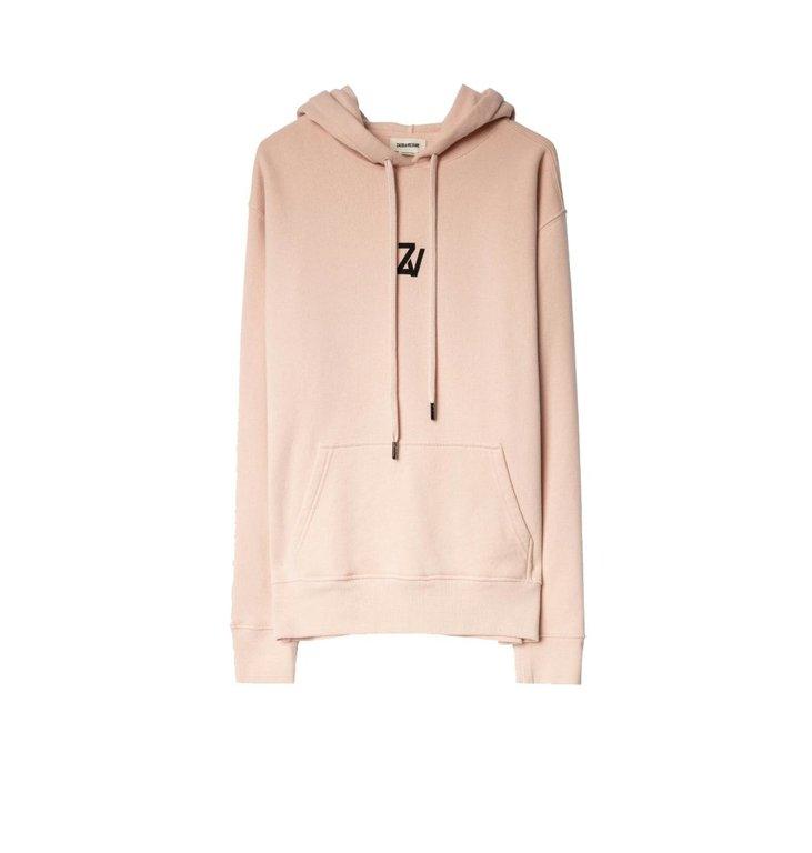 Zadig & Voltaire Zadig & Voltaire Soft Pink Sweater Spencer Photopr