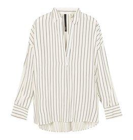 10Days 10Days White blouse pinstripe 20-401-1201