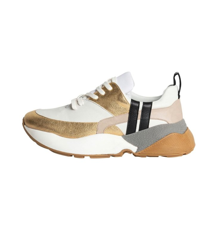 10Days 10Days Gold tech sneakers 2.0 20-935-1201