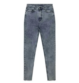 10Days 10Days Blue skinny denim washed 20-060-1201