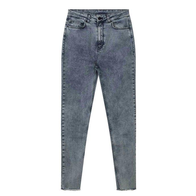 10Days Blue skinny denim washed 20-060-1201