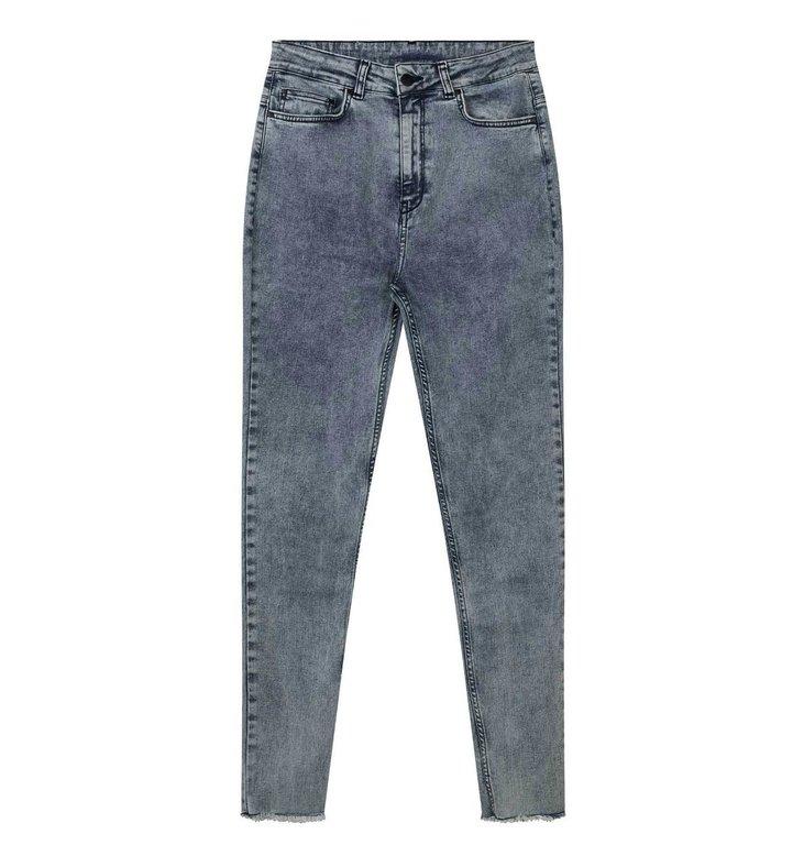 10Days 10Days Blue skinny denim washed 20-060-1201