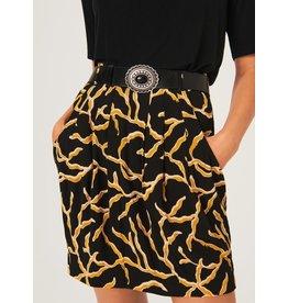 Ba&sh Ba&sh Black Skirt Clemy