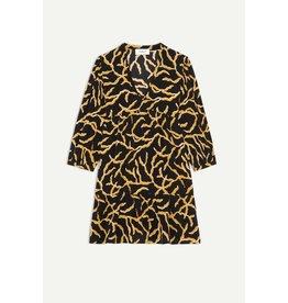 Ba&sh Ba&sh Black Dress Constance