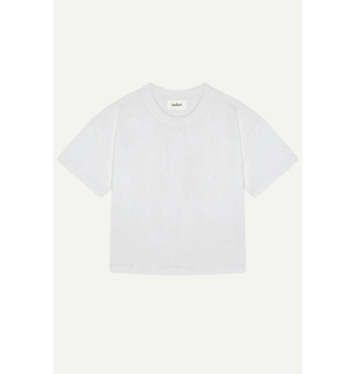 Ba&sh Ba&sh White T-shirt Amor Tshirt