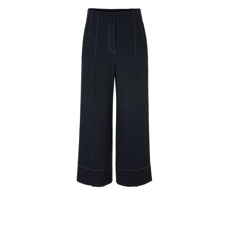Marc Cain Marc Cain Midnight Blue Pantalon QC8113-W36