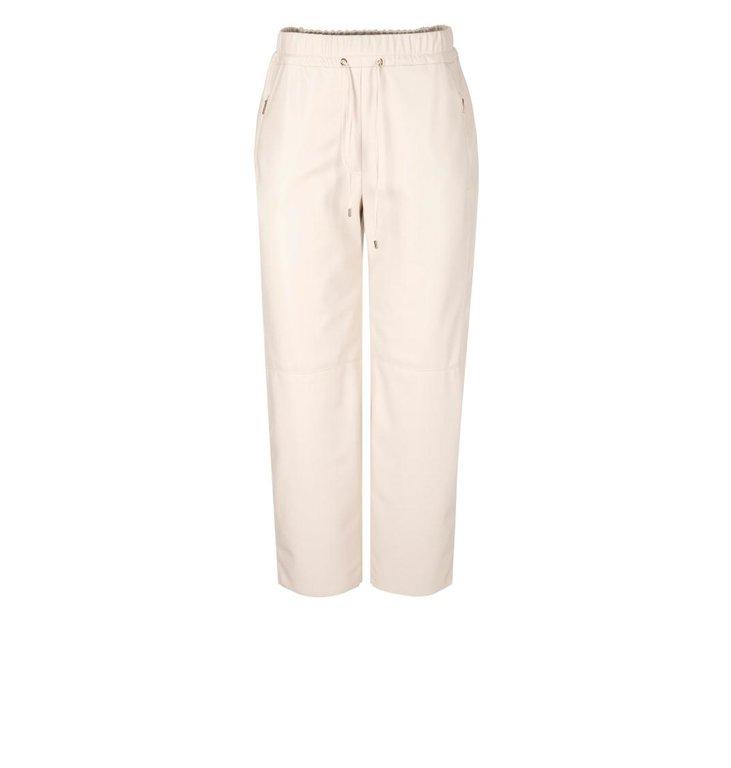 Marc Cain Marc Cain Off White Pantalon QC8114-J78