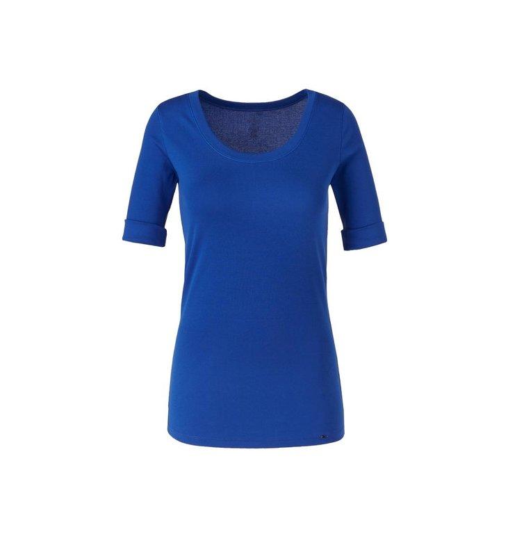 Marc Cain Marc Cain Blue T-shirt QC4869-J14