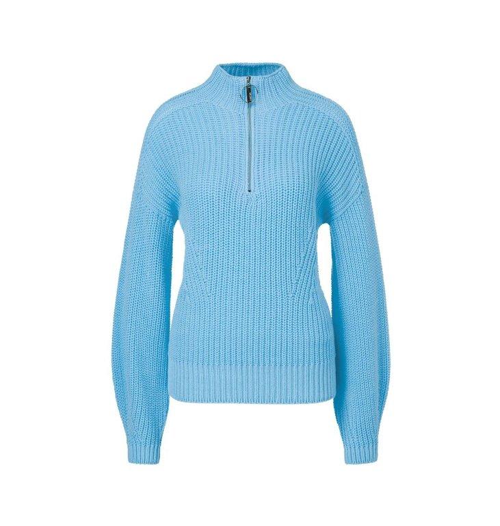 Marc Cain Marc Cain Sky Blue Knit QS4111-M02