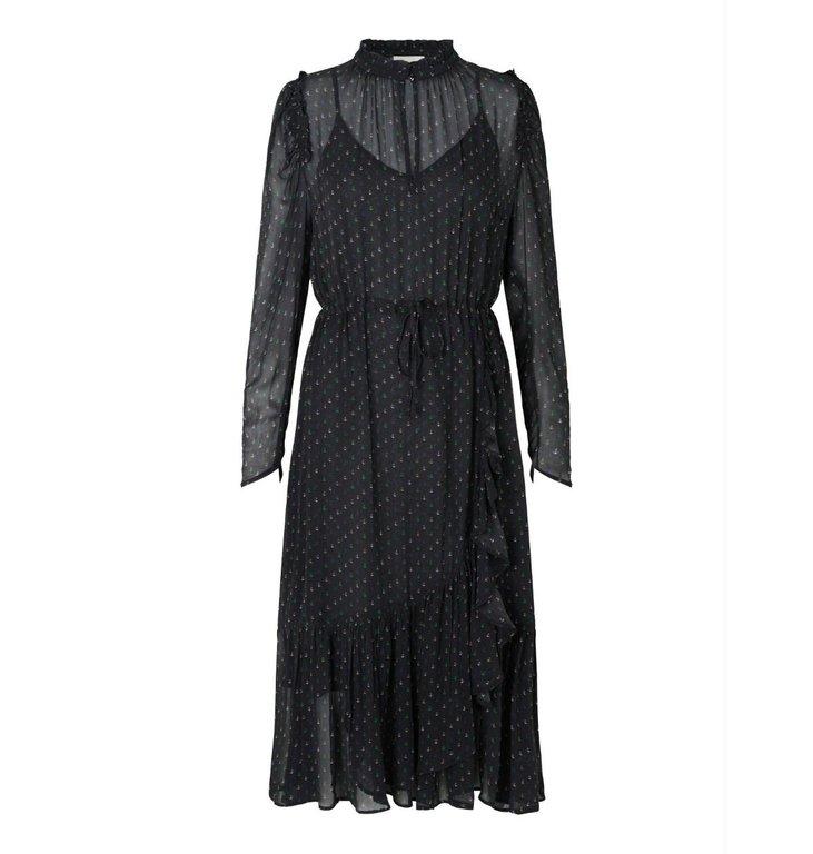 Munthe Munthe Black Dress Tacca