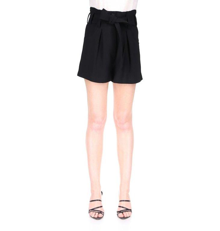 IRO IRO Black Shorts Steybe