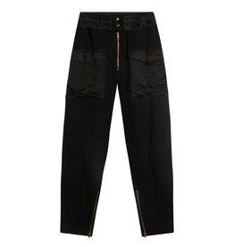 10Days 10Days Black paperbag pants 20-015-1201