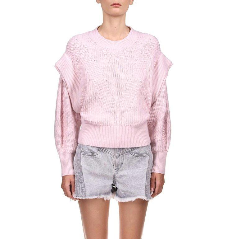 IRO IRO Light Pink Knit Kharla
