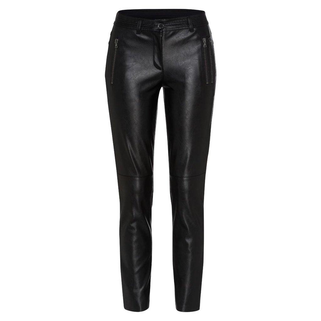Marc Aurel Black Pants 1435-2004-92699