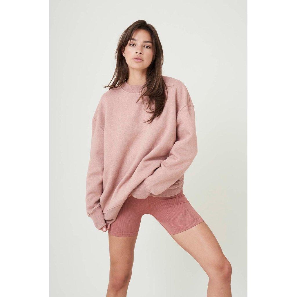 Lune Active Dark Pink Kylie Sweater LA1031